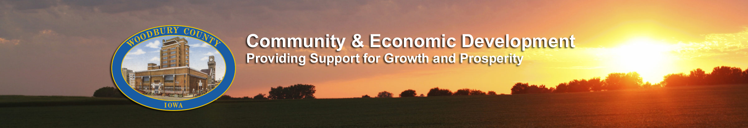 Woodbury County Community & Economic Development